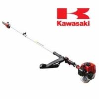 A Kawasaki κονταροπριονο pse2300k PN Tj27E 2,25+1 μέτρο 23cc ή 27cc
