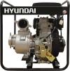 "DP30 hyundai Αντλία Πετρελαίου 7Hp Τεχνικά Χαρακτηριστικά:  Κινητήρας: DIESEL Ισχύς: 7hp Στόμια:3""x3"" Μανομετρικό max : 25m Παροχή max : 60000Lt/h"