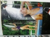Claber italy ντουζιερα κηπου καρφωτη 2m