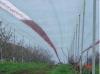 Αντιχαλαζικα δίχτυα πανιά δέντρων και φυτών θαμνων