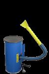 A Θειωτήρας θειαφιστηρας ηλεκτρικος επαναφορτιζομενος CRAMER επινώτιος χωρητικότητας 6.0 kg με αναδευτήρα