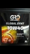 Sae10w40 GRO oils 5lt 5 λίτρων synthetic λάδια συνθετικά  για βενζίνης πετρελαίου και υγραέριο  κινητήρες turbo και  ατμοσφαιρικους αυτοκινήτων auto για σκληρή χρήση ---- Τα συστήνει και η Mercedes Benz Germany και η Man FILTERS