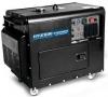 A HYUNDAI Model: D7000EMS  Ισχύς: 7,0KVA Volt: 230 Κινητήρας: diesel Eκκίνηση: Ηλεκτρική Δοχείο καυσίμου: 13Lt