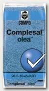 A Ελιας ΛΙΠΑΣΜΑ ΚΟΚΚΩΔΕΣ ΚΟΜΠΛΕΖΑΛ COMPLESAL olea  20-5-10 +2Mgo +0,3borio+ΜΑΓΝΗΣΙΟ+ΙΧΝΟΣΤΟΙΧΕΊΑ ΓΕΡΜΑΝΊΑΣ