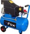 Lam fox fl50/2 αεροσυμπιεστης ηλεκτρικος monobloc ψυξη με λαδι πεπιεσμενος αερας Ισχύς: 2hp Τάση: 230Volt Αεροφυλάκιο: 50lt Παροχή: 206lt/min Πίεση: 8 bar Στροφές Κινητήρα : 2800 rpm Με 2 Μανόμετρα Αεροσυμπιεστής ΜΟΝΟΜΠΛΟΚ Ψύξη με Λάδι