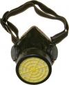 Μάσκα αντιασφυξιογόνα  με φίλτρα ενεργού άνθρακα κατάλληλη για ψεκασμούς και για προστασία από επιβλαβή αέρια, σκόνη, χημικά, οξέα κλπ.  Φιλτράρει τοξικά αέρια και χαμηλής τοξικότητας ανόργανες αναθυμιάσεις.  Ιδανική για φιλτράρισμα από σκόνες, ομίχλες, μ